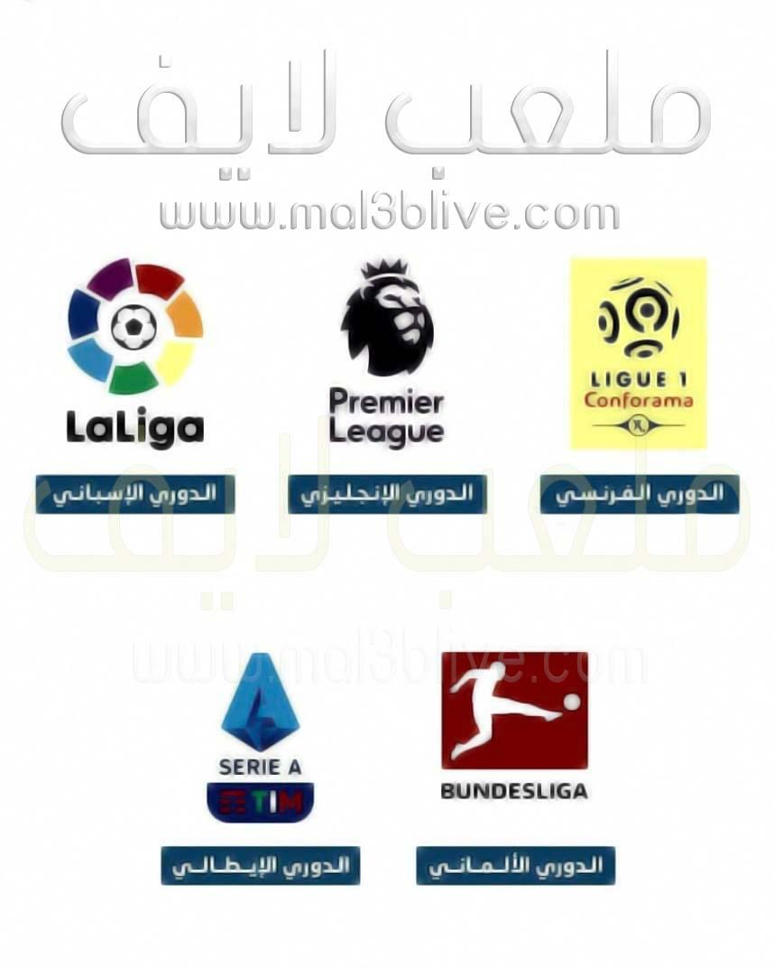 دوريات وبطولات - Leagues & Cups