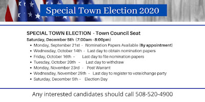 Attention Franklin: special Town Election timeline to fill a Town Council seat