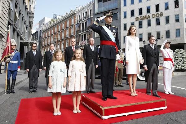 El rey Felipe VI, nuevo hermano mayor honorario del Huerto de Cabra