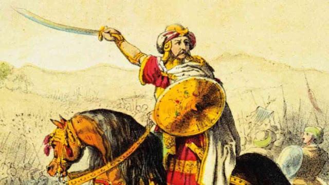 তারিক বিন জিয়াদ: ইউরোপ বিজয়ী প্রথম মুসলিম সেনাপতি!