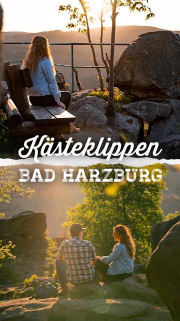 Kästeklippentour und Sonnenuntergang im Harz | Wandern in Bad Harzburg 30