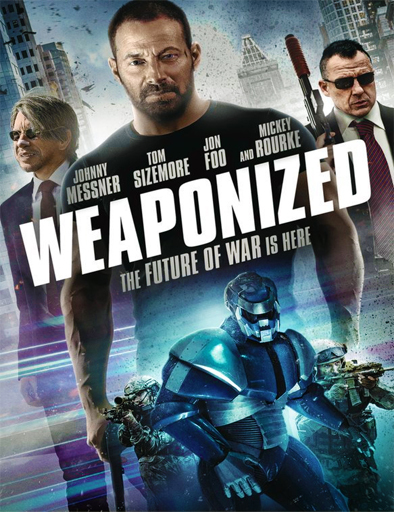 Weaponized (2016) ταινιες online seires oipeirates greek subs