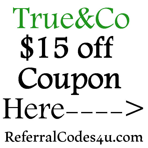 True and Co Rewards Code 2016-2017, True and Co Bra Promo Code, True&Co Referral June, July, August, September