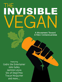 The Invisible Vegan - documentário - filme