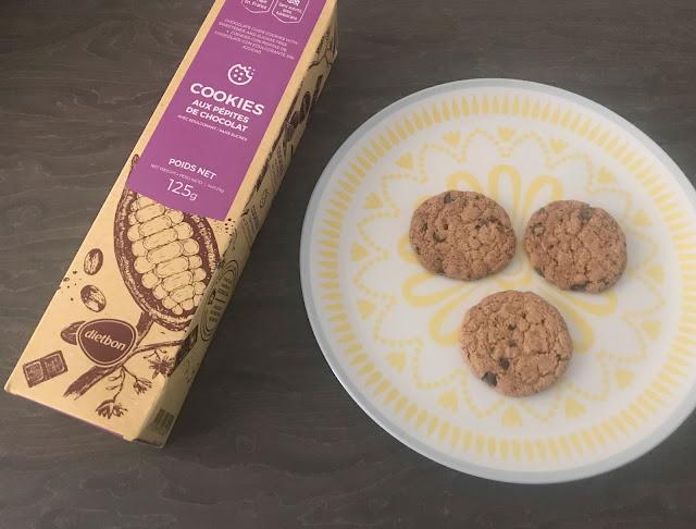 DietBon cookie snacks