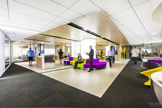 modern commercial office design