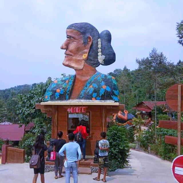 Wisata Baru di Wonosalam