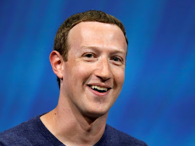 Mark Zuckerberg today news