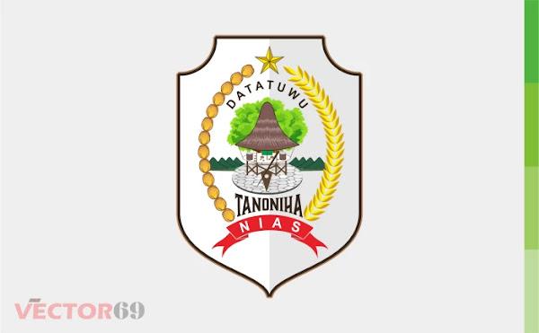 Kabupaten Nias Logo - Download Vector File CDR (CorelDraw)