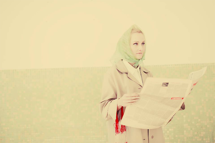 Maria Svarbova, photographe slovaque