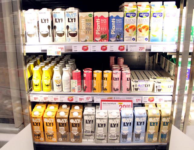 Svenskehandel Stromstad Mat Veganmat Vegansk Yoghurt Harryhandel Guide Til Veganmat På Grensa Veganmisjonen