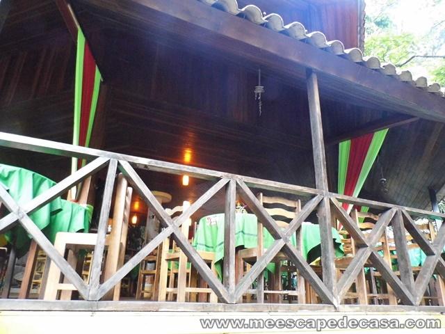 Recreo en Catarata Velo de la Novia, Ucayali (restaurante)