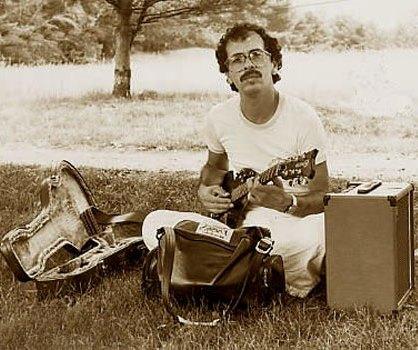 Foto de Carlos Santana en la adultez