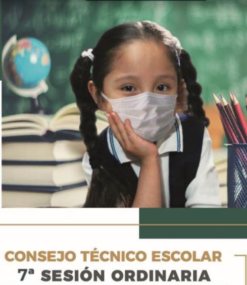 PRODUCTOS CONTESTADOS SÉPTIMA SESIÓN ORDINARIA DE CONSEJO TÉCNICO ESCOLAR, MAYO 2021.