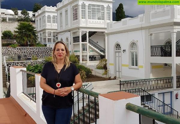 La Consejera Susana Machín ha sido vacunada contra la COVID-19 como personal del Hospital de Dolores