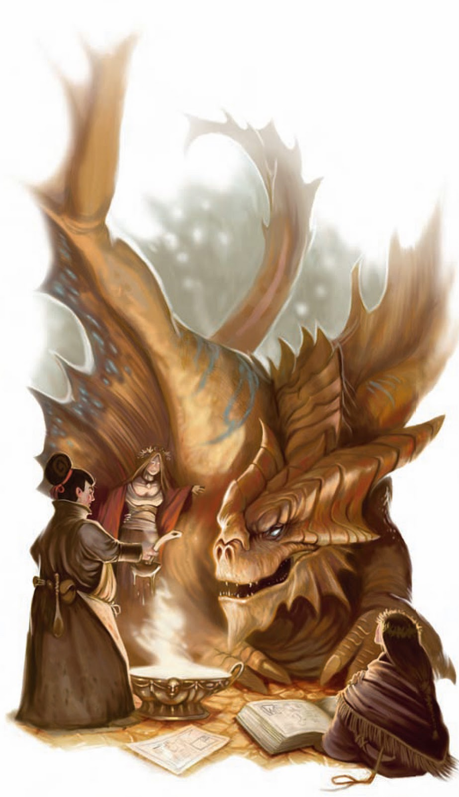 Dnd Copper Dragon: Heart Of A Dragon: 100 Down! (Some Awesome Dragon Pics At