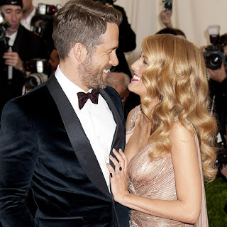 Blake Lively dan Ryan Reynolds