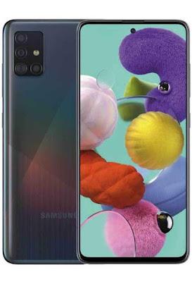 Screenshot Galaxy A51