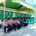 Kapolsek Sukolilo Hadiri Upacara Pramuka di SMPN 1 Labang