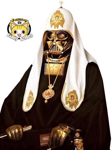 PNG-Darth Vader Religioso