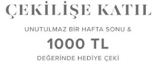 Kapadokya Tatili ve 1000TL Kazan