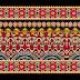 Jewelry Print Suit Kurti Design - Textile Border 2711