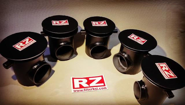 RZ Bottom Drain