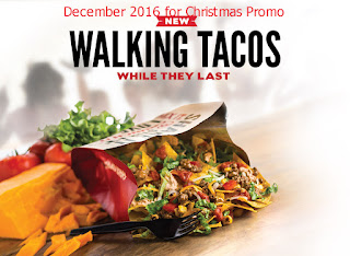 Taco Johns coupons december 2016