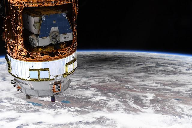 satélite NASA