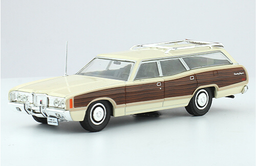 grandes autos memorables Ford LTD Country Squire