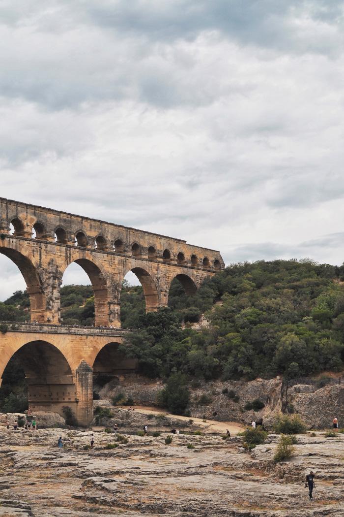 Visiter le Pont du Gard aux alentours de Nîmes