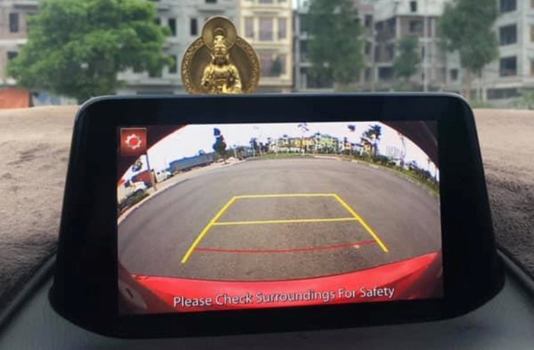 The 'savior' equipment helps new drivers drive safer