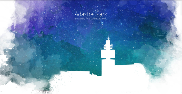 Our home: Adastral Park!