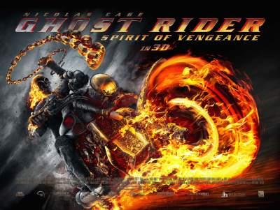 Ghost Rider Spirit Of Vengeance 2011 3d Movie Download 1080p