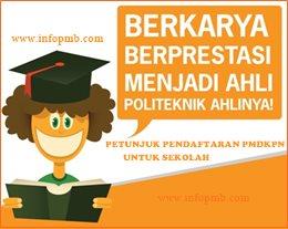 Petunjuk Pendaftaran PMDKPN untuk Sekolah Petunjuk Pendaftaran PMDKPN untuk Sekolah 2019/2020