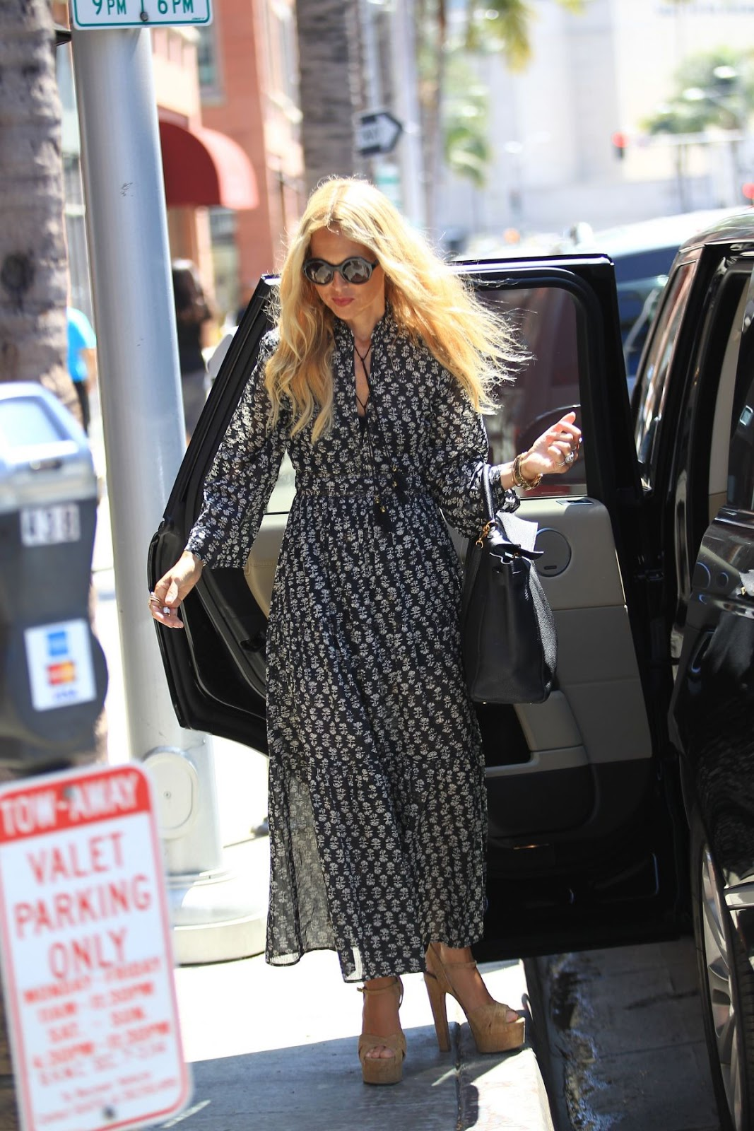 Photos of Rachel Zoe Out And About In Beverly Hills