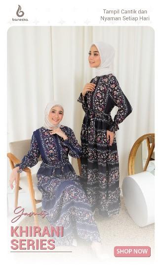 Baneska Jual Daster Murah dan Fashion Muslimah Cantik dan Berkualitas