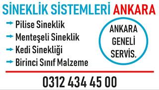 Ucuz sineklik Ankara