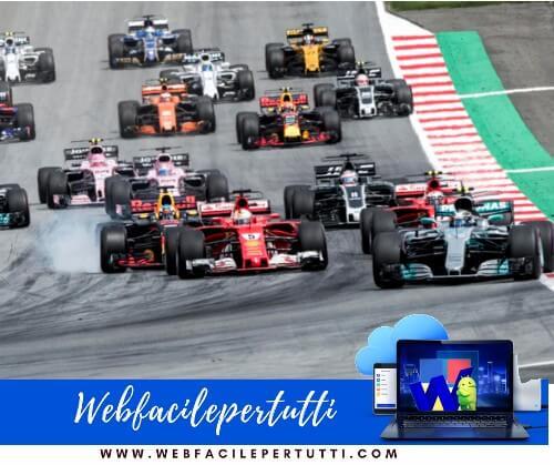 Come Vedere il GP D'Italia 2018 di Formula 1 in streaming
