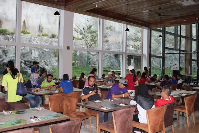 Bukit Gambang Resort City Safari Treasure Hunt 2016