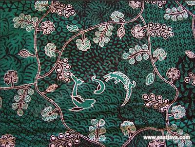 batik surabaya jawa timur