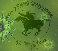 Neil Young & Crazy Horse - Barn Tour Coronavirus