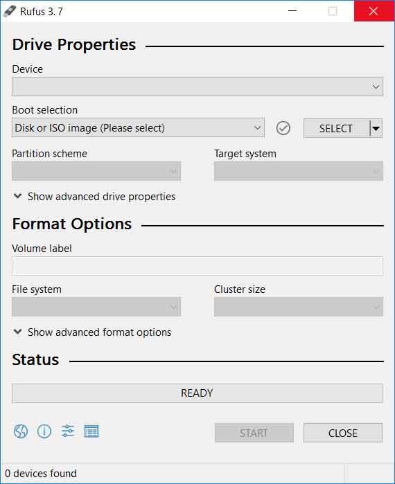 Rufus 3.7 Build 1576 + Portable [Latest]