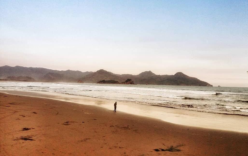 Penginapan di Pantai Pelang Trenggalek