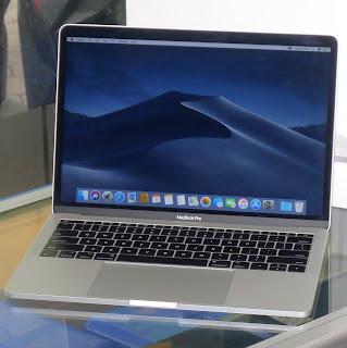 MacBook Pro Retina Core i5 2017 Thunderbolt Bekas