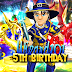 Wizard101's 5th Birthday Celebration