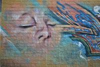 Canberra Street Art   Dickson mural by John VOIR
