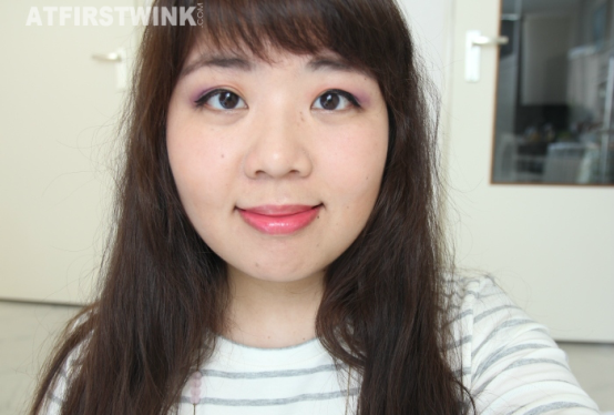 Glamour x Dior beauty workshop: S/S 2014 makeup look