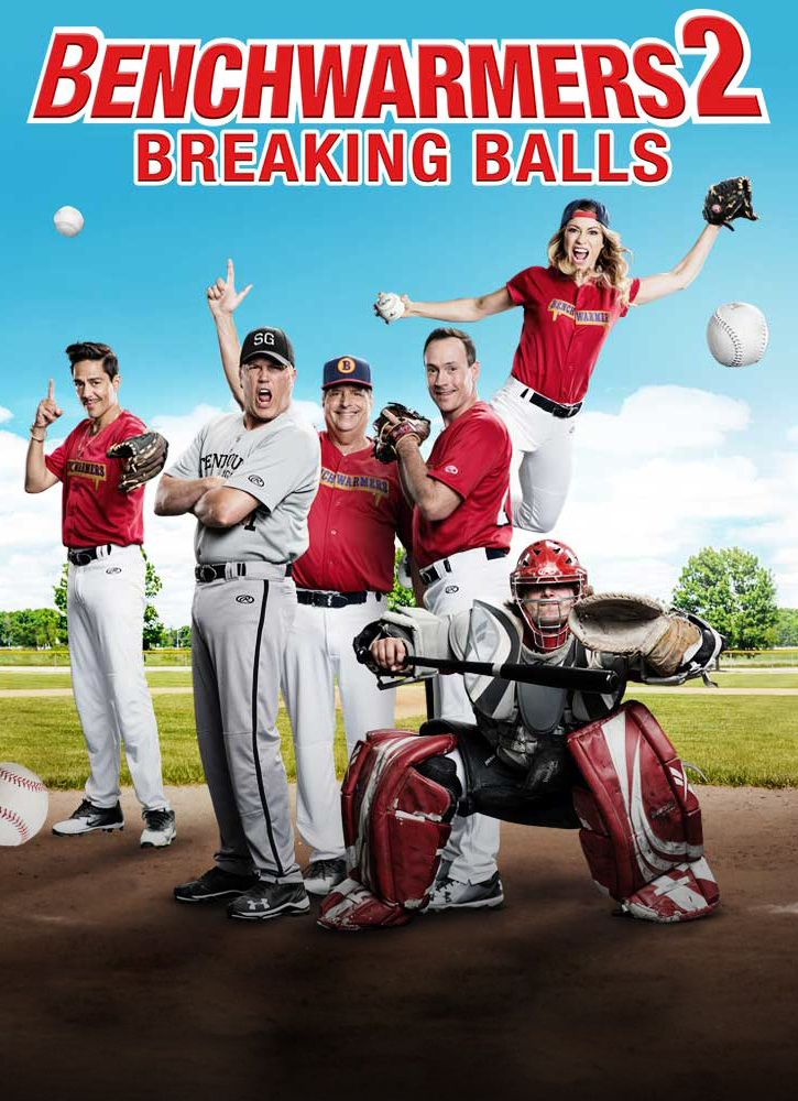 The Benchwarmers 2: Breaking Balls [2018] [DVDR] [NTSC] [Subtitulado]
