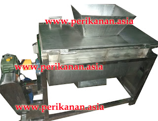 jual mesin mixer stainless steel